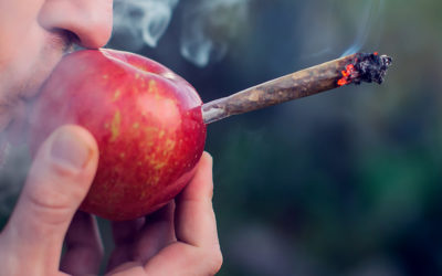 How To Make An Apple Pipe And Other Stoner Hacks